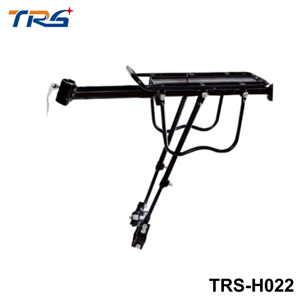 Bike Luggage Rear Carrier Rack Stacking Quick Release Seat Shelf Bicycle Load 50Kg Luggage Cycling<br>