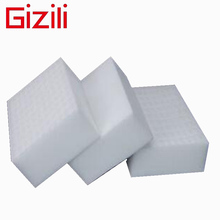 GIZILI 30 pcs/lot High density Compressed nano sponge Magic Sponge Eraser Melamine Cleaner,multi-functional Cleaning 100x60x20mm(China)