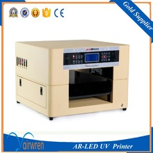 Multifunctional digital uv printer for golfball printing with DX5 print head