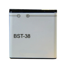 BST-38 BST 38 Phone Battery 930mAh replacement Batteries for Sony Ericsson W580 W580i w760 T650 X10 mini Pro