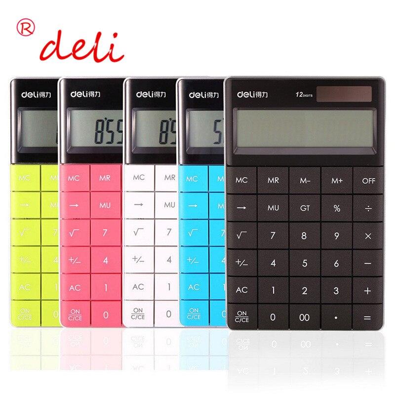 12 цифровой научный калькулятор 2 строчный дисплей, ученик школы функция калькулятор многофункциональный