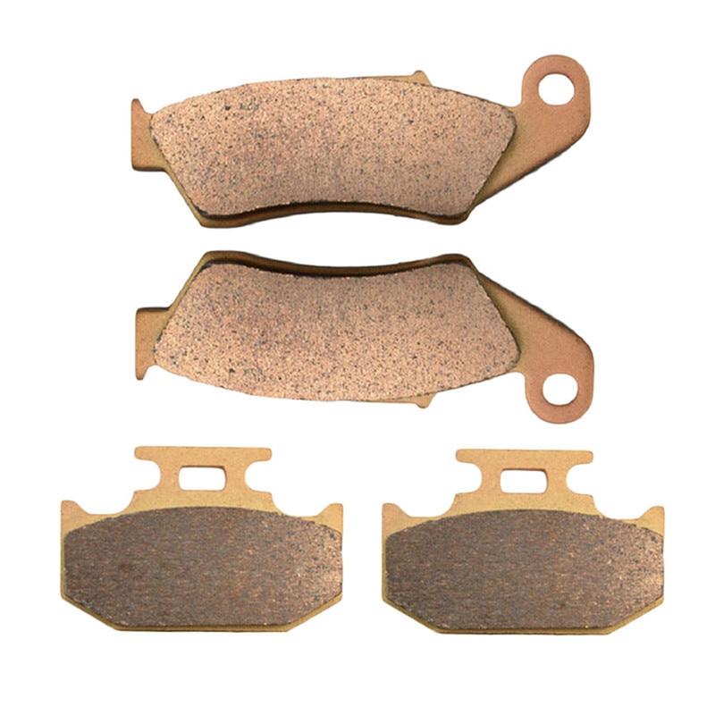 Motorcycle Parts Copper Based Sintered Motor Front &amp; Rear Brake Pads For Suzuki DR-Z250 DR-Z 250 DRZ250 DRZ 250 01-07 Brake Disk<br><br>Aliexpress