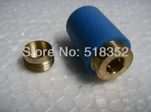 Brass and Plastic Sleeve/ Seat with Convex Top for 020 Guide Wheel(pulley) and 624 Bearing for High Speed Wire Cut EDM Parts(China)