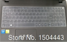 15.6 inch Silicone keyboard cover Protector for Acer Aspire V15 T5000 V5-591G N15Q1 VN7-792G E5-532G V3-575 F5 573G F5-572G