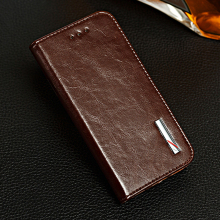 100% Genuine Real Leather Flip Wallet Case for iPhone 5s 6 6s & Samsung Galaxy S5 S6 S7 edge Luxury Mobile Phone Bags Case Cover