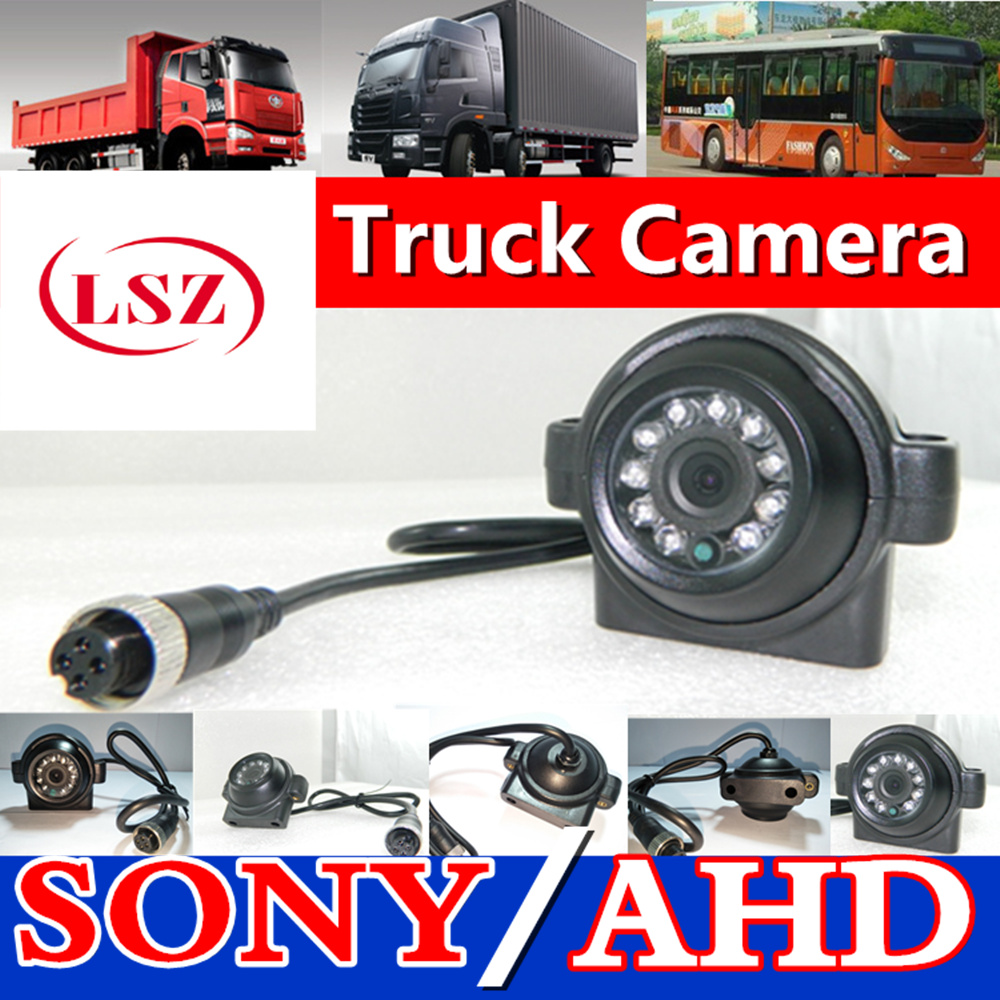 1 inch Mini side mounted metal  truck camera cmos/ccd 420Tvl/700tvl/800tvl  bus Waterproof AHD720P/960P/1080 high-definition  <br>