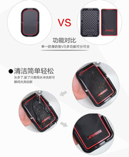Car-Styling Interior Accessories For BYD L3/M6/S6/S7 Car Sticky Stick Anti-Slip Mat For Mobile Phone/Mp3/Mp4/GPS/Pad/Car Doll