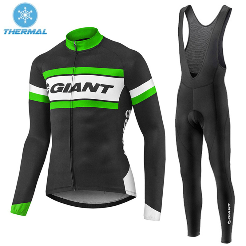 Giant 2016 Cycling Jersey Winter Bicycle Thermal Fleece Ropa Maillot Ciclismo Invierno Hombre Mtb Bike Cycling Clothing #DT-025<br><br>Aliexpress