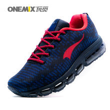 ONEMIX Men Sport Shoes Max US Size 12 Trainers Exercise Sneakers lace up Fitness Running Shoe Man Runner Black Yellow