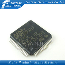 10PCS STM32F103RCT6 LQFP64 STM32F103 QFP QFP64 ARM new and original IC free shipping