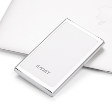 Original EAGET G90 500GB HDD 2.5 Ultra-thin USB 3.0 High Speed External Hard Drives Portable Laptop Shockproof  Mobile Hard Disk