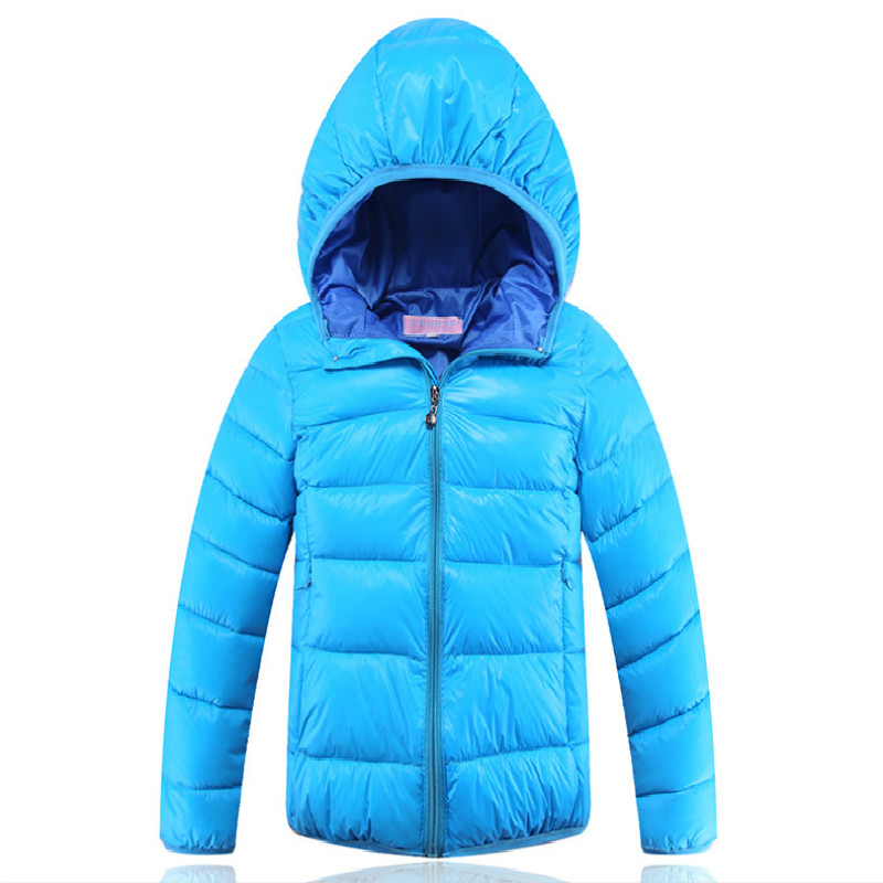 LSK High Quality Unisex Fashion Girls Winter Coat Solid Hooded Zipper Fleeced Baby Boy Winter Jacket 2017 Brand Girls Clothes<br><br>Aliexpress