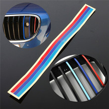 Grille Vinyl Strip Sticker Decal For BMW M3 M5 E36 E46 E60 E61 E90 E92