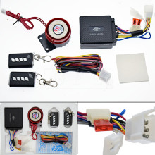 12V Motorcycle Bike Anti-theft Security Alarm System Motorbike Scooter 125db Remote DC - Shop2857069 Store store