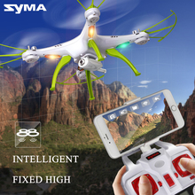 Buy Syma X5HW Wifi RC Drone HD Camera Video Remote Control Kids Toys 2.4G 6Axis Quadcopter Helicopter Aircraft Plane Toy for $75.99 in AliExpress store