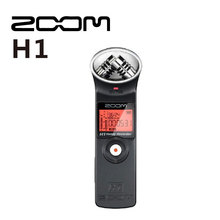 Original new version ZOOM H1 protable Handheld Digital Voice Recorder Stereo recording microphone for Interview SLR record mic