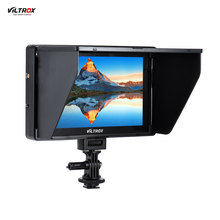 "VILTROX DC-90HD 8.9"" 1920 * 1200 HD IPS TFT LCD Monitor HDMI Input Output AV Input for Canon Nikon Sony DSLR Camera Monitor(China)"