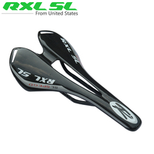 RXL SL Bicycle Saddles Road/MTB Carbon Saddles Cycling Bike Seat Saddle Cushion 3K/UD Glossy Bike Accessories Bicycle Saddle