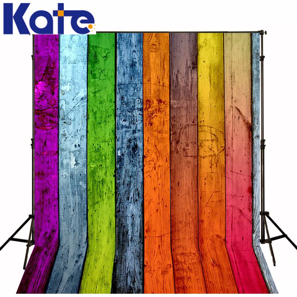 200Cm*150Cm Kate No Creases Photography Backdrops Vintage Wood Can Be Washed For Anybody Backdrops Photo Studio Ntzc-042<br>