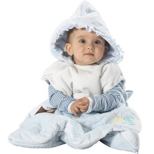i-baby Outlast Sleep Bag Cotton Baby Slumber Sleeping Bags Infant Blanket Newborn Sacks Wrap Cartoon Swaddling Sleepsack(China)