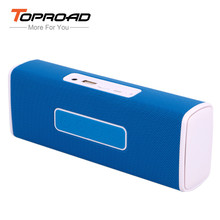 Portable Bluetooth Speaker Mini Rock boombox EQ Micro-SD Handsfree Stereo Mic Music for Mobile Phones Tablet Laptop