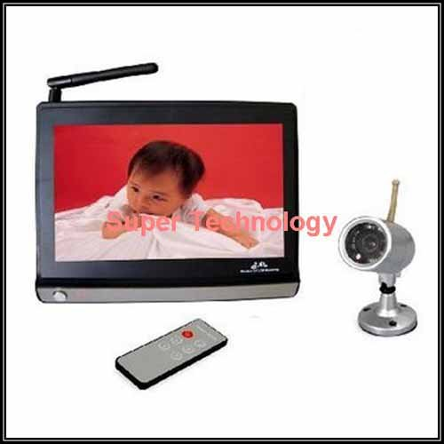 2.4G receiver+ camera,7 inch LCD Monitor,2.4G Wireless Receiver,CCTV Camera,CCTV receiver,baby monitor,4 channels support<br><br>Aliexpress