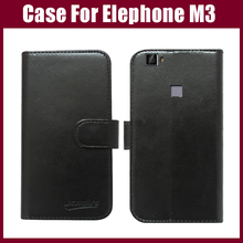 Buy Elephone M3 Case New Arrival 6 Colors High Flip Leather Exclusive Protective Cover Case Elephone M3 Case for $4.59 in AliExpress store