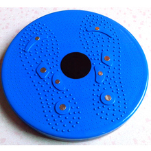 Twister plate Twist Board magnet plate twist disk slimming legs fitness equipment small home fitness(China)