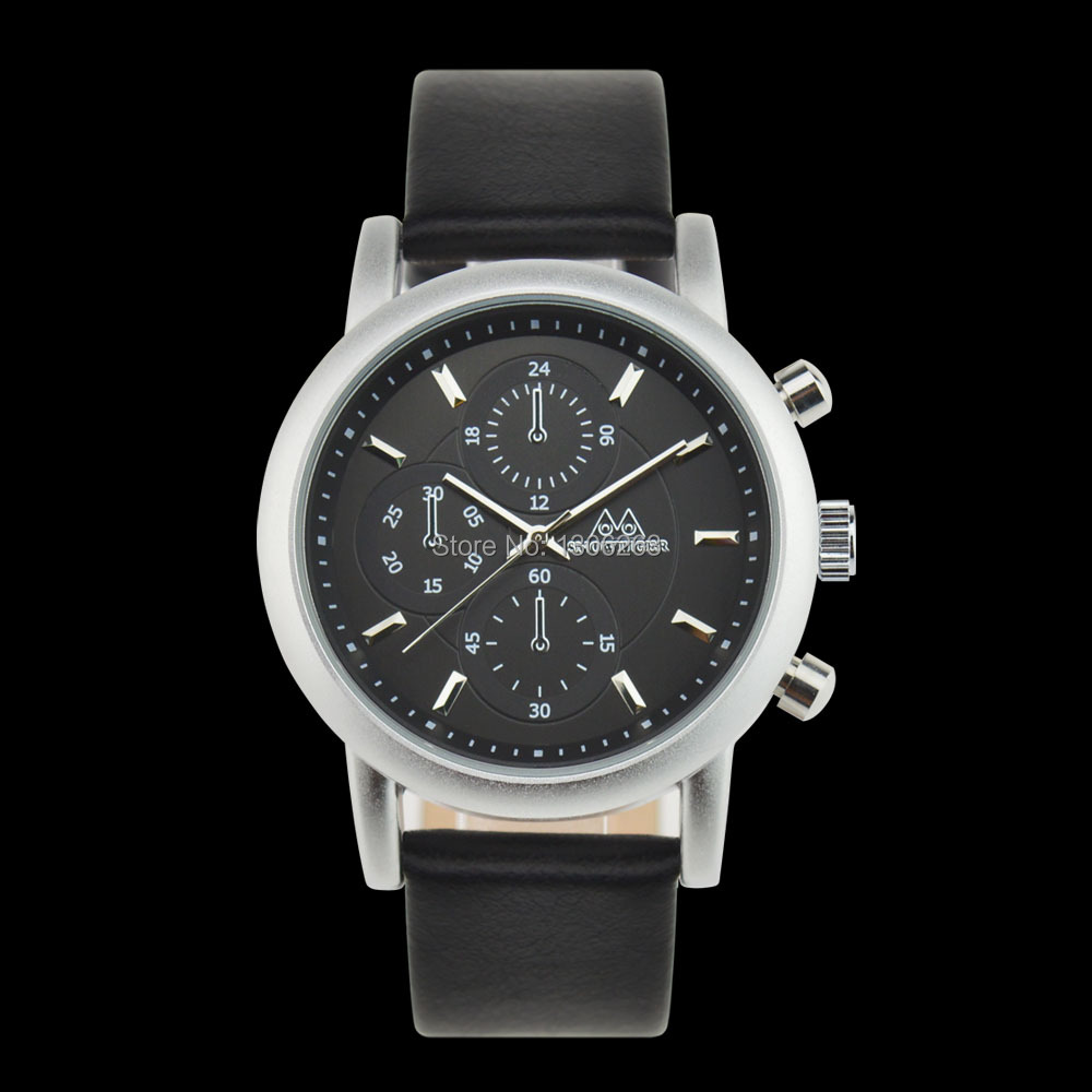 2017 Luxury Brand Men Casual Watch Quartz Hour Clock Men Sport Watches Mens Leather Military Wrist Watch Relogio Masculino<br><br>Aliexpress