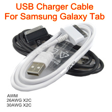 BrankBass 28AWG For Samsung Galaxy Tab P6200 P6800 P1000 Tab 2 P7100 P7300 P7500 N8000 Note N5000 Tablet PC USB Sync Cable