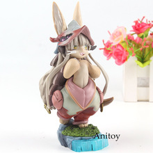 Figure Anime Nanachi Made in Abyss PVC Collection Model Toys for Kids Doll Gift 15cm(China)