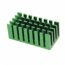 20 Pieces/lot 28x14x12mm Chip IC MOS VGA Card Cooling Heatsink With 3M Tapes
