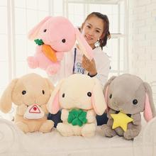 Cartoon bunny dolls plush kids toys 4 style,45cm Bunny Stuffed Animal&Plush Animals Rabbit Toy kids gifts R2-16H