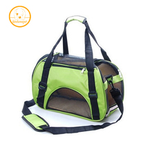 Hot seller Pink Blue Green Colors Dog cat Carrier Comfort travel Bag For Small Medium Dog Cat S/M/L Size Free Shipping(China)