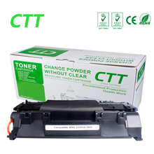 Buy CE505A 05A 505a Compatible Toner Cartridge HP P2035 2055 Canon LBP6300 6650 6670 6680 MF5840 5850 5870 5880 5950 for $25.99 in AliExpress store