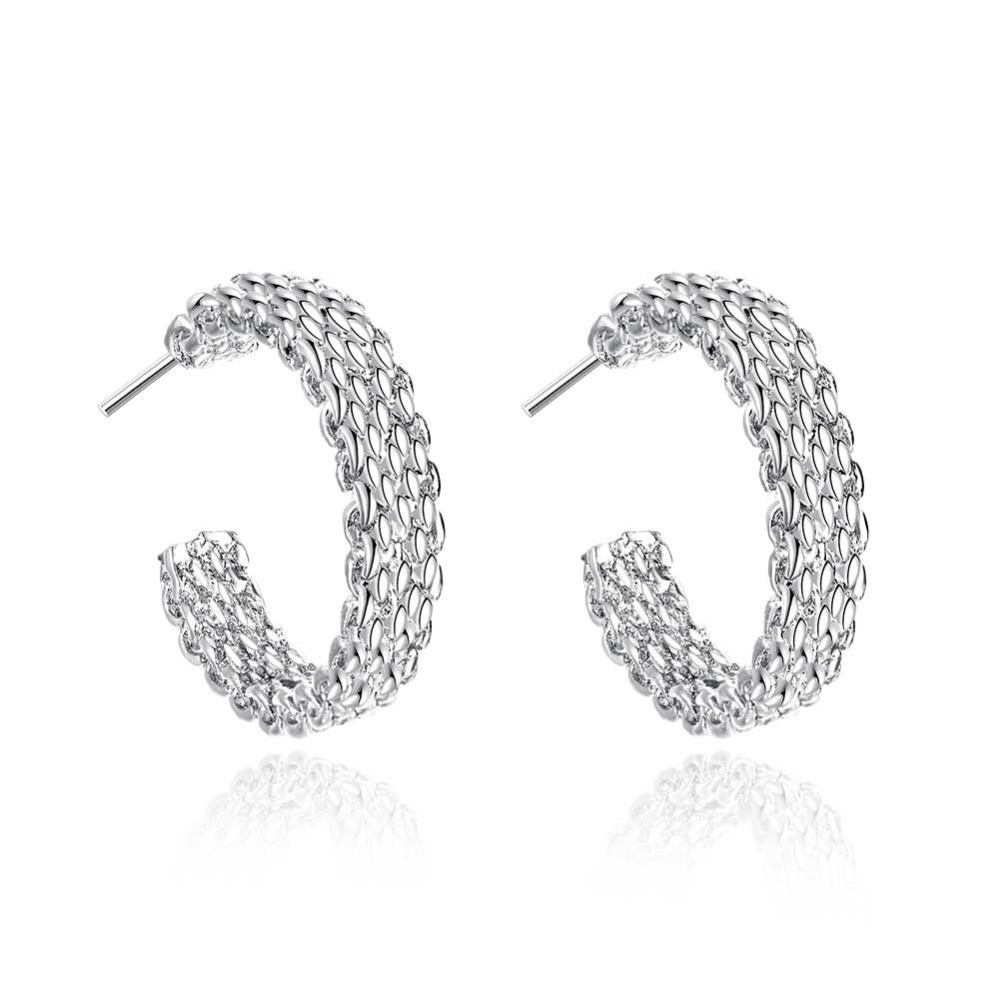 hot selling 2017 new three dimensional reticulated ardenne design ideas hot high quality brand - Earring Design Ideas