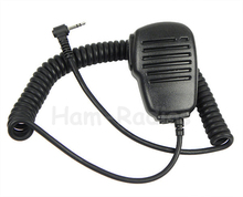 Anti-wrestling 2.5mm 1 PIN Handheld Speaker Mic for Motorola Radio T6220/T6500/270 Cobra FRS 5512/6300 Black New(China)