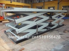 Hydraulic Scissor Cargo Lift Platform Design and Produce According To Client Need