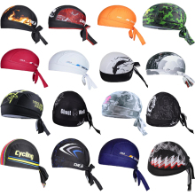 16 Styles CHEJI Cycling Cap Anti-sweat Headwear Outdoor Sports Men Baseball Bike Bicycles Team Hats Scarf Cycling Caps(China)