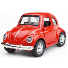 New arrival 1/38 Scale Car Model Toys Germany 1967 Volkswagen Beetle Diecast Metal Pull Back Car Toy For Gift/Collection/Kids