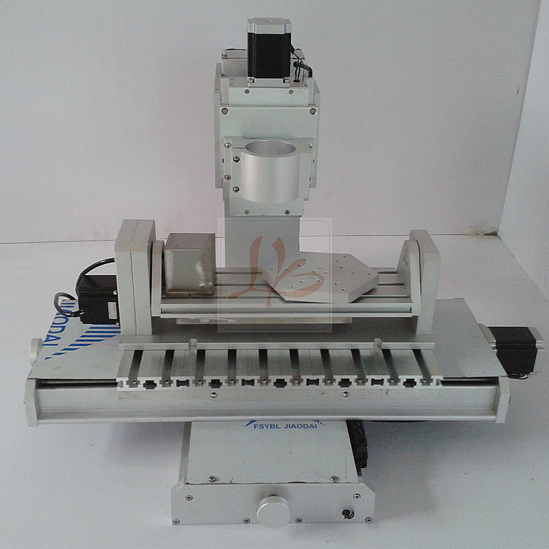 Pillar Type CNC 3040 Frame (6)