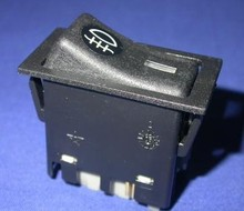 Rear Fog Light Switch FOR MAN TRUCK F2000 M2000 L(China)
