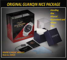 Original Box for GUANQIN Watches, Watch boxes with pillow package, tag, nice gift