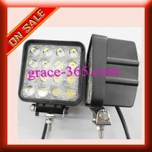 35W LED work light with 9-30V input used for truck,heavyduty LED OFF ROAD LIGHT(China)
