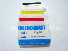 Replace For HP932 HP933 ink cartridge For hp 6100 6600 6700 printers refillable ink cartridge with New Chips