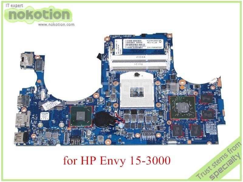 laptop motherboard for hp ENVY15-3000 668847-001 HM65 AMD HD 6750M DDR3<br><br>Aliexpress