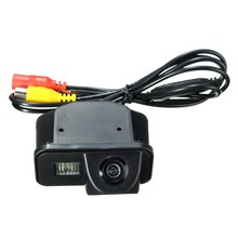 For Toyota Corolla Waterproof Car Rearview CCD Parking Camera Wide Angle Lens Suitable for 2007-2011 /Vios 2009 2010