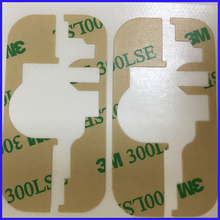 10sets/lot 3M Sticker Adhesive Tape Repair Parts For iPhone 3G 3GS Free Shipping With Tracking Number