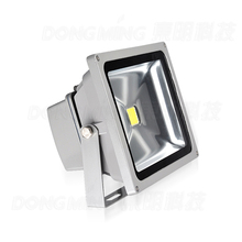 Outdoor wall spotlight rgb Led Flood Light 10w Sensor Washer  DC12V Spotlight Led Lamp silver shape 2015 new style