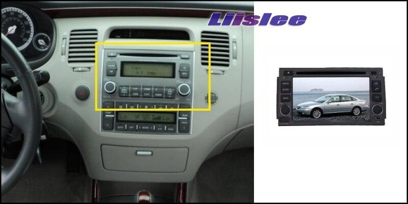 For HYUNDAI Grandeur TG Azera 2005~2011 LiisLee Multimedia TV DVD GPS Audio Hi-Fi Radio Stereo Original Style Navigation NAVI